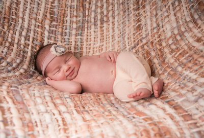 Oskaloosa Iowa Newborn Photographer